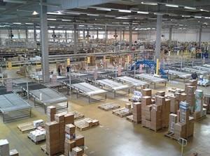 warehouse effficiency