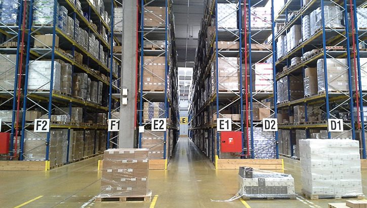 warehouse efficiency