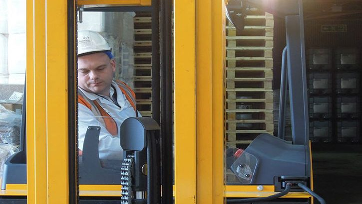 forklift truck safety