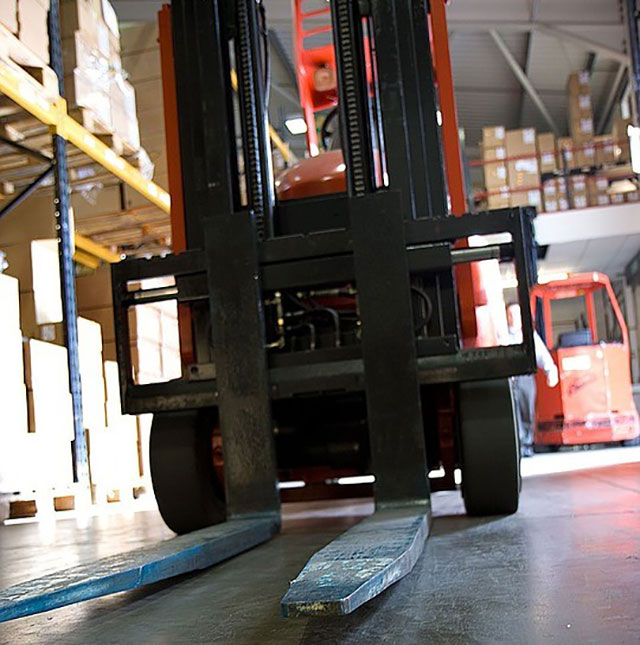 forklift truck training
